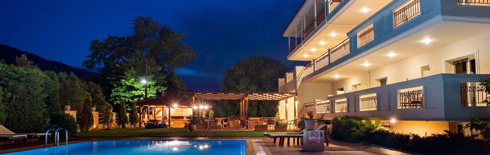 Hotel design - αρχιτεκτονική & διακοσμηση ξενοδοχειων