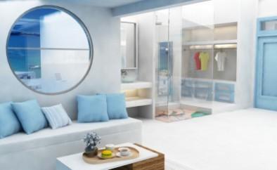 Διακόσμηση ξενοδοχείων στην Μύκονο