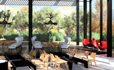 Σχεδιασμός & Διακόσμηση Cafe Bar